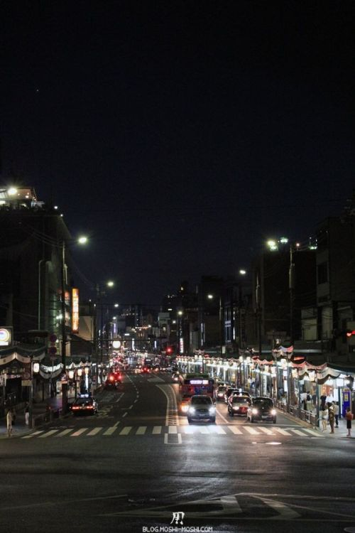 Kyoto Gion by night