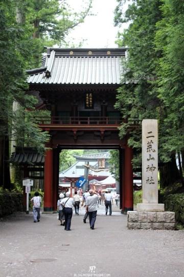 Nikko sanctuaire