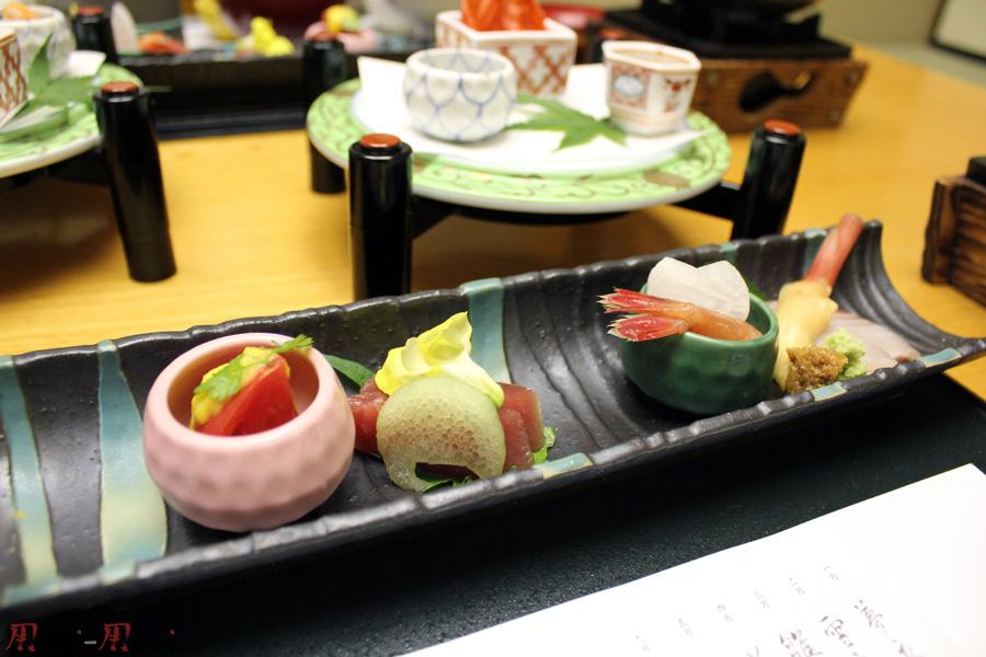 La cuisine Kaiseki - M0shi