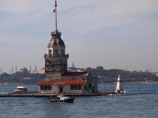 Kız Kulesi or Maiden's Tower