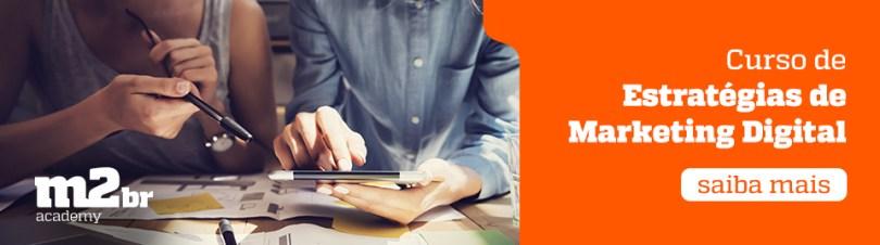 CTA - Curso de Estratégias de Marketing Digital - Blog da M2BR