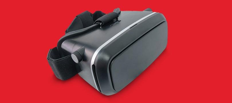 Imagem realidade virtual