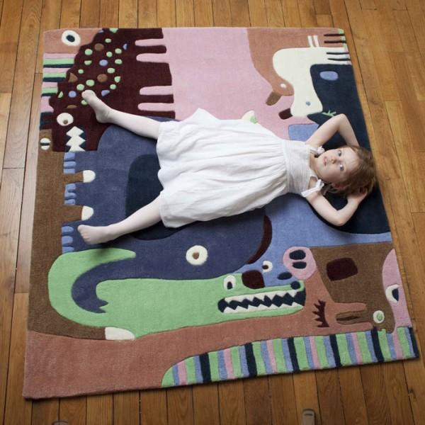 Votre tapis déco multifonction