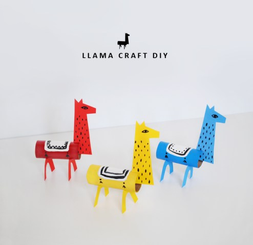 Fabriquer des lamas DIY