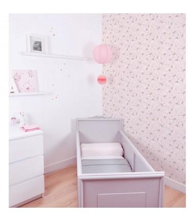 papier-peint-enfant-fleurs-rose-lilipinso