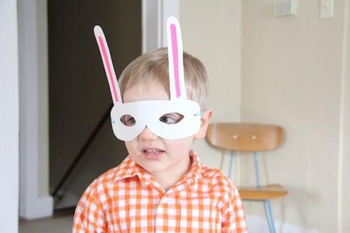 Masque bunny 2