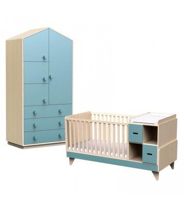 chambre-bebe-evolutive-bleu-lagon-popeen