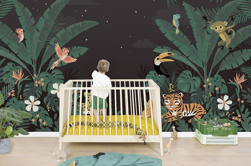 Chambre Jungle