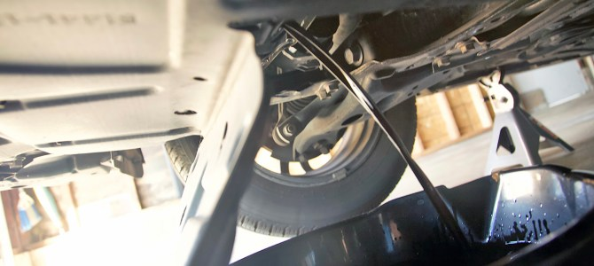 DIY: How to Change the Engine Oil on Your 3rd Gen Prius