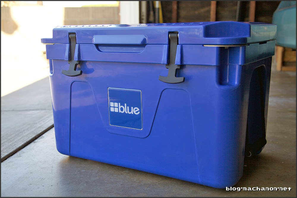 The Blue Coolers 50L Ice Vault