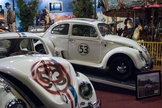 Miami Auto Museum - Dezer Collection Herbie 53