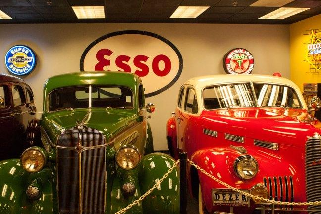 Miami Auto Museum - Dezer Collection Carros antigos