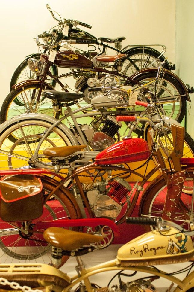 Miami Auto Museum - Dezer Collection bikes