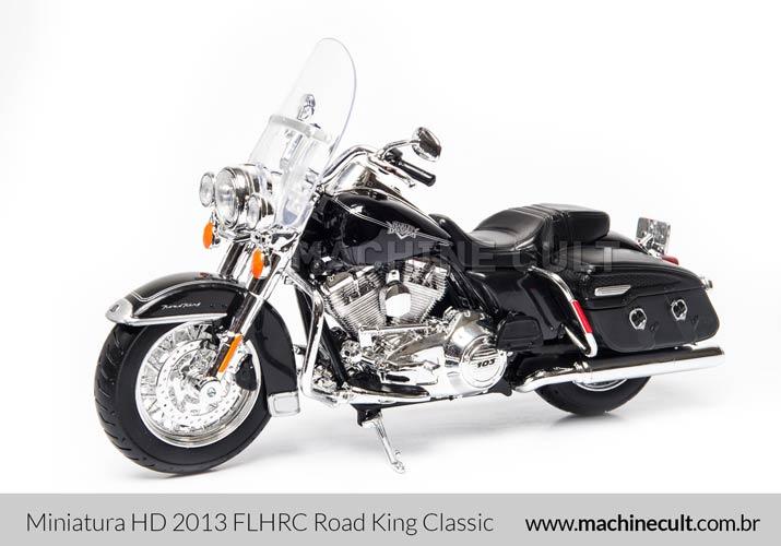 Miniatura Harley-Davidson 2013 FLHRC Road King Classic
