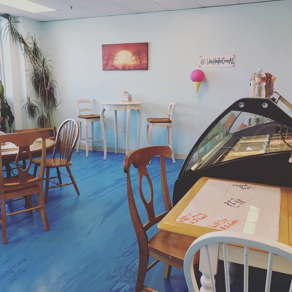44641c368 Decoração vintage para sorveterias - Blog Machine Cult