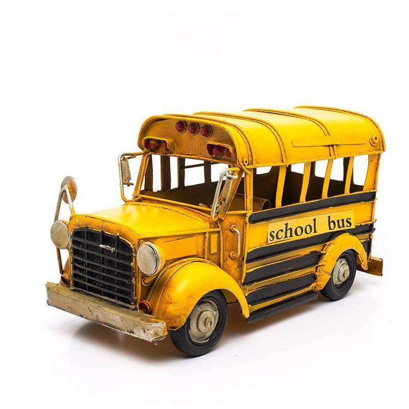 miniatura vintage onibus