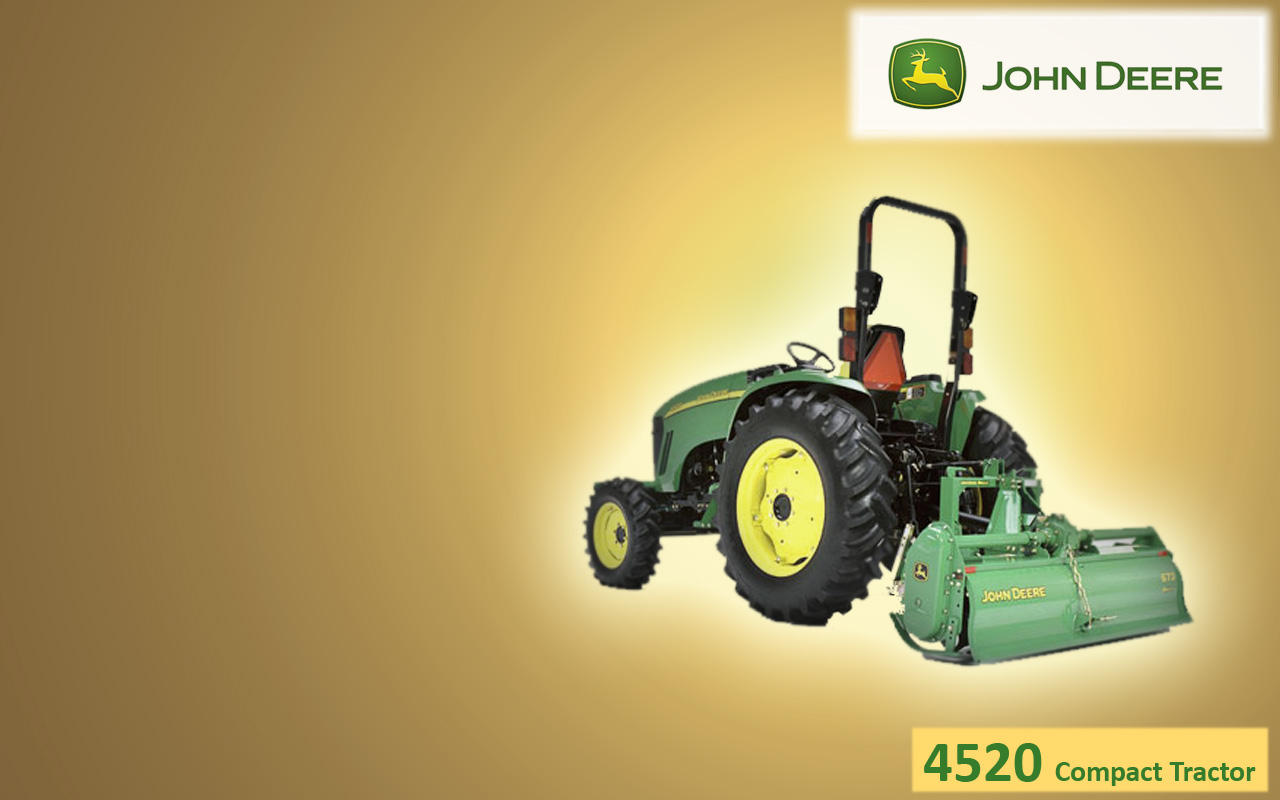 Fall Thanksgiving Wallpaper Free John Deere 4520 Compact Tractor Wallpaper