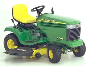 Showcasing the Quality Features of the John Deere LX277