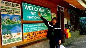 Mt Pulag - DENR