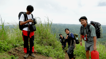 Mt Batulao - Sweeper take 5