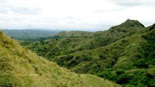 Mt Batulao - Overlooking ulit