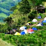 Mt Batulao - Campsite