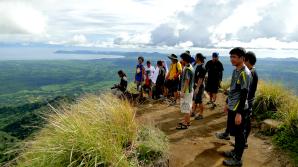 Mt Batulao - Ang mga Pangkama