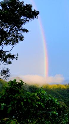 Mt Batulao - Kabilang dulo ng bahaghari