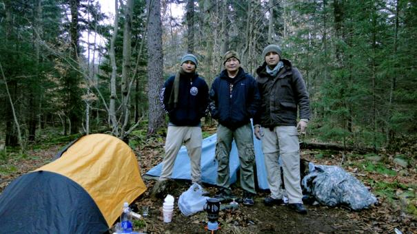Mt Marcy: Undisclosed Campsite