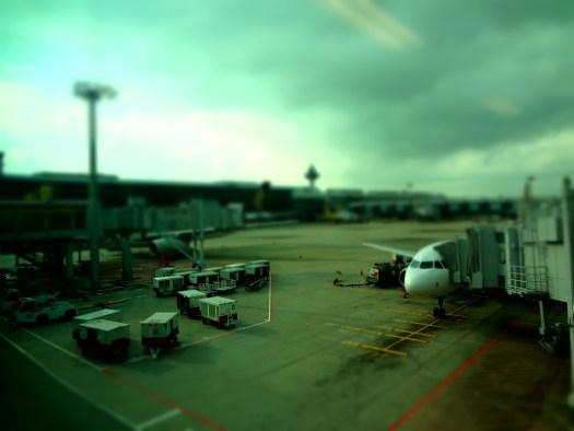 Terminal 2, Changi Airport, Singapore
