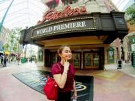 Universal Studio Singapore Worl Premier