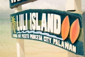 Luli Island, Hundo Bay, Puerto Princesa Palawan