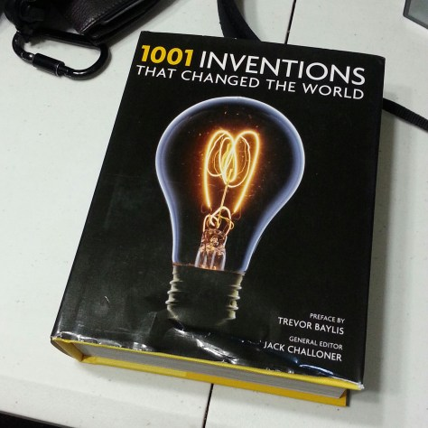 1001 Inventions That Changed the World by Jack Challoner