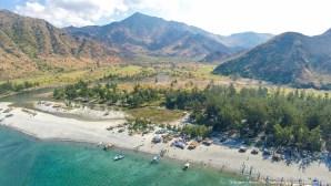 Nagsasa Cove - Aerial Shot 3