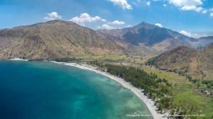 Nagsasa Cove - Aerial Shot 6