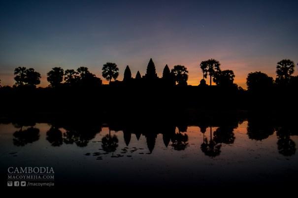Angkor Wat Temple Sunrise