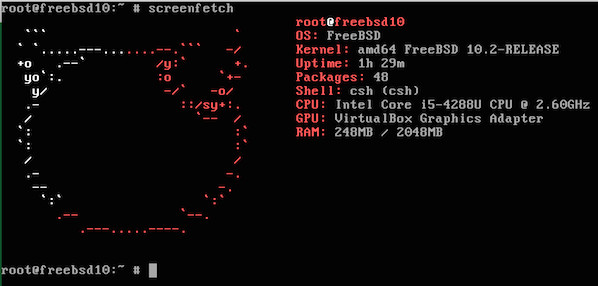 Generate your favorite Linux distribution ASCII logo in