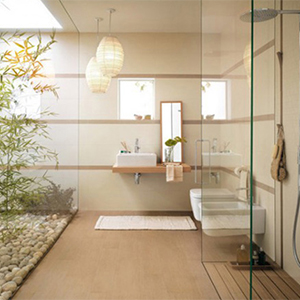 idee deco salle de bain nature wallpaper hd