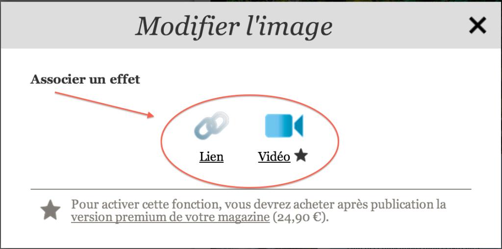 modification d'images