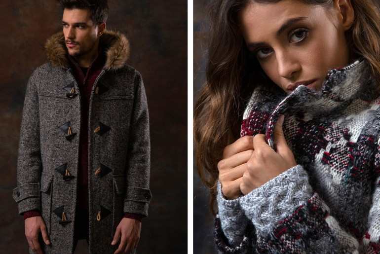 The Edit: Donegal Tweed coats