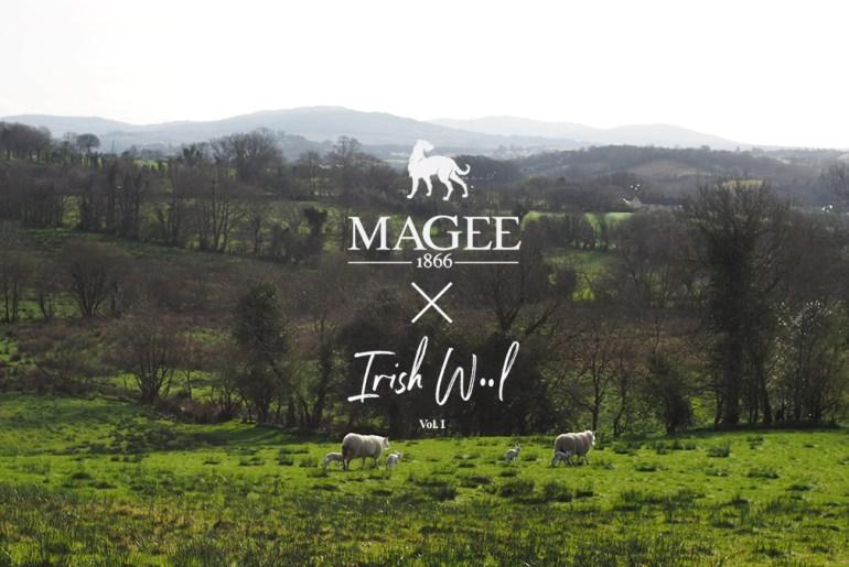 Behind the Scenes – Magee 1866 X Irish Wool Vol. I