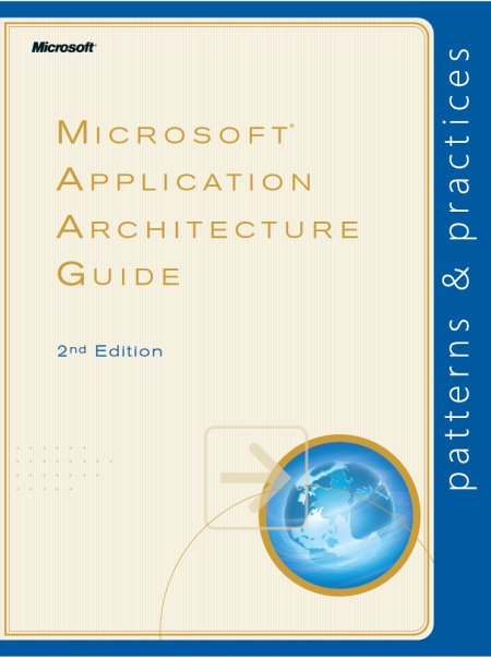 """Leseempfehlung """"application Architecture Guide 20"""