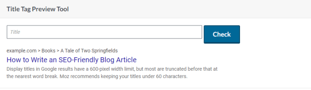 How to Write an SEO-Friendly Blog Article