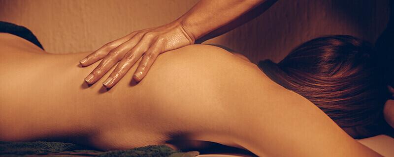 Eine erotische massage was ist Was ist