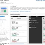 애드센스 아이폰용(iOS) 모바일앱 출시