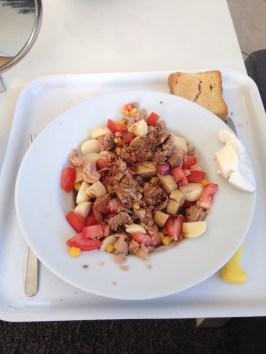 Salade Thon Tomate