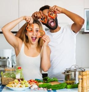 Prendre du plaisir à cuisiner équilibrer, avoir des idées menus pour toute la famille