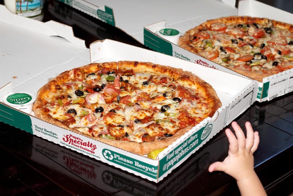 你知道有個節日叫Pizza Day嗎?