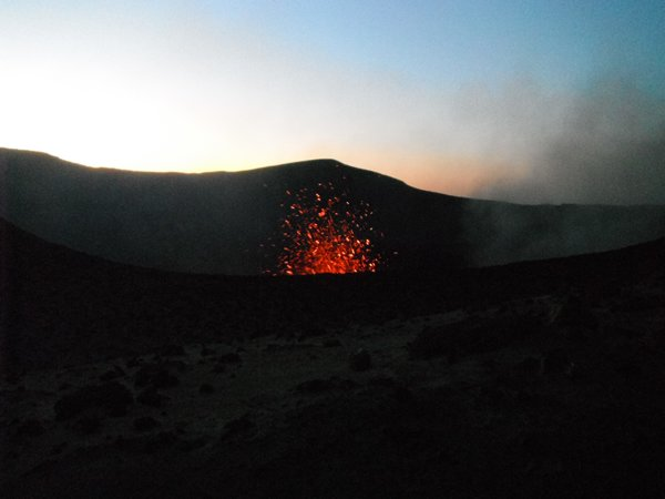 Aurorabs Web Diary Vanuatu Tanna And The Volcano