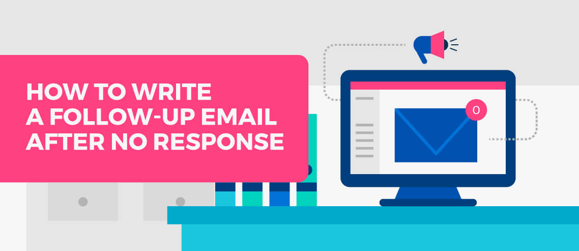 how to write a follow up email after no response